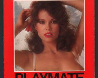 Mature Vintage Playboy Magazine Mens Girlie Pinup : Wall Calendar 1980 Ex+ With Sleeve Dorthy Stratten