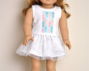 Skirt American Girl doll Clothes