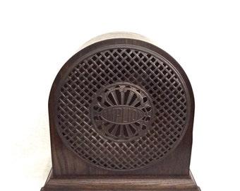 Art Deco 1920s Radiolux Amplion Speaker.