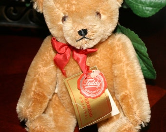 Original Vintage Hermann Teddy Bear