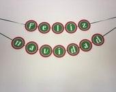 Feliz Navidad Garland | Feliz Navidad Banner | Feliz Navidad Decoration | Feliz Navidad Decor