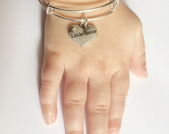 "Baby ""Little Sister"" Bangle"