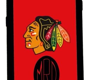 Chicago Blackhawks NHL Hockey phone case , cell phone , sports cell phone cases , monogram custom cases
