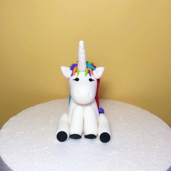 fondant unicorn