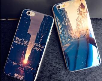 Blue light reflective iPhone 7 case iPhone 7 Plus case iphone 6 case iphone 6 plus case iphone 6s case