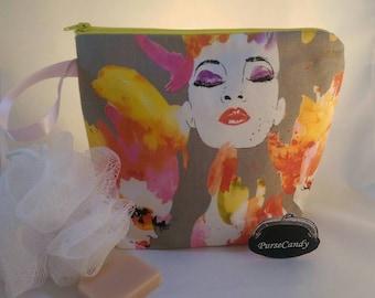 FIRESTARTER - Beautiful wash-bag / make-up bag