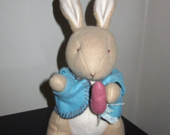 Vintage Peter Rabbit Plush