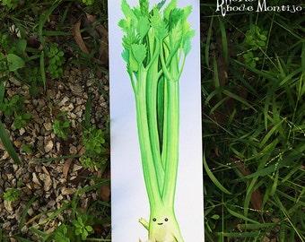 NEW Peculiar Plant Print 'CELERY' by Rhode Montijo