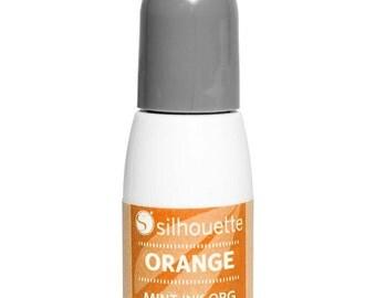 Silhouette Mint Ink - Orange