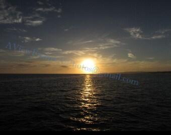 Sunset Photograph 1 JV