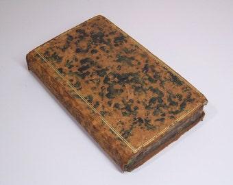 1845 Projets d'instructions pour les dimanches et fêtes de l'année, french christian book
