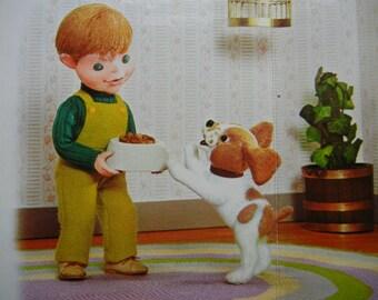 Do's and Don'ts Preschool Puppet Book ~ 1972 ~ Oscar Weigle and Tadasu Izawa