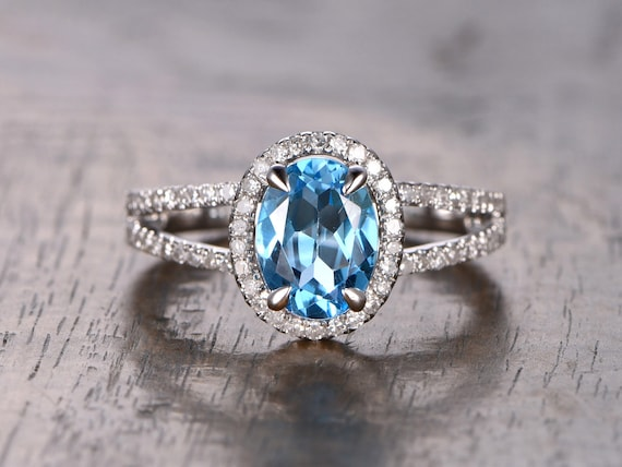 6x8mm Oval Cut Sky Blue Topaz Engagement Ring By Kilarjewelry. 10000 Dollar Wedding Rings. Rare Gem Engagement Rings. Decent Engagement Rings. Rainbow Quartz Engagement Rings. Symbol Wedding Rings. Jewelry Vintage Engagement Rings. Emo Engagement Rings. Gold Indian Engagement Rings