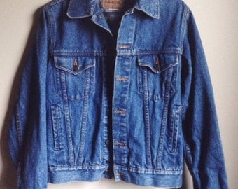 Vintage 90's C.S.& Co.Denim Jacket