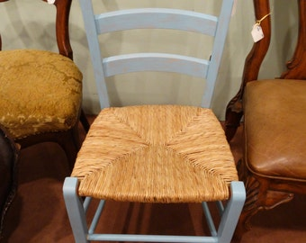 Shabby Painted Hallway Entryway Dining Office Study Patio Front Porch College Dorm Chair