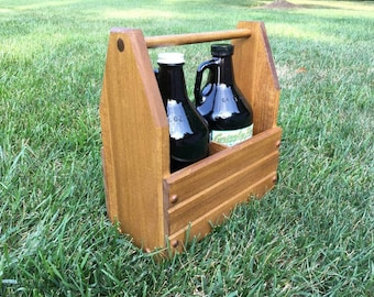 Growler Holder - Made to Order