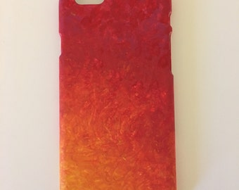 Hand Painted IPhone 6/6S Case