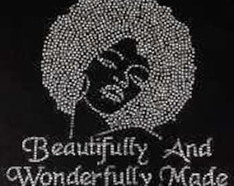 beautifully and wonderfully made