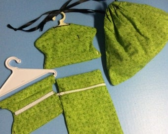 Hanger Extender for 18-inch Doll Hangers - Sewing Pattern