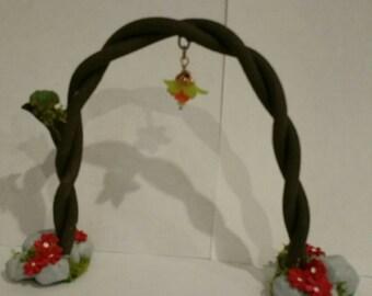 Fairy garden archway
