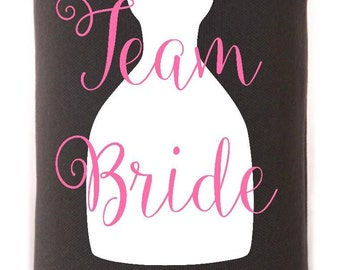 Team Bride Wedding Party Gifts Bachelorette Party