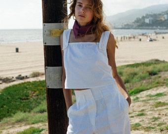 Vivienne Westwood white pants