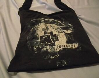 Rammstein rosenrot band bag