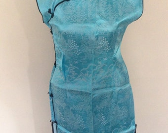 Vintage  Chenongsam Dress NOS!
