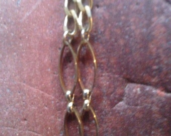 1970's Double Chain Necklace