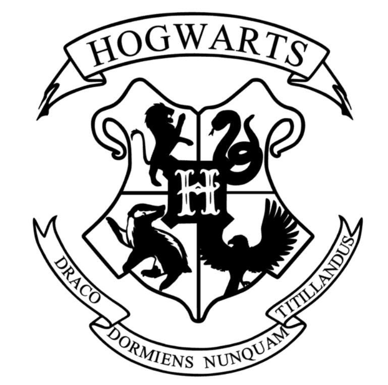 Hogwarts decal - Hogwarts decal ...