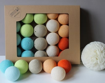 Cotton Balls Fun Set 20 items