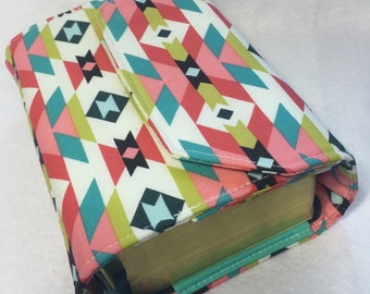 Aztec Scripture cover for Quad or Bible