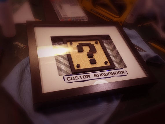 Custom Shadowbox