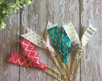 Ribbon Clip, Set of Four