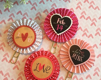 Valentine Paperclips
