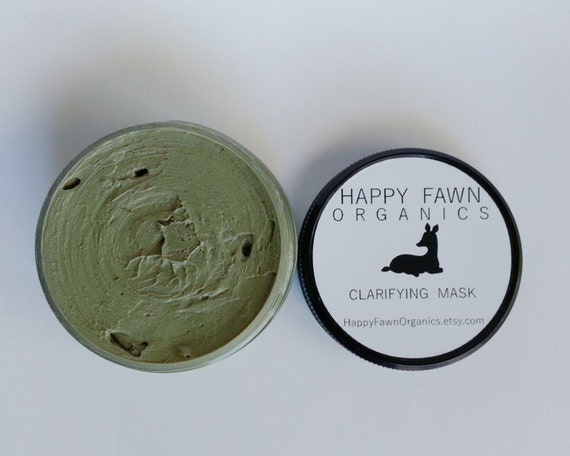 how to use green clay mask