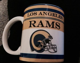 Los Angeles Rams Helmet mug