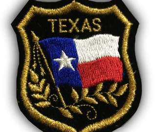 Texas Patch (Iron on)