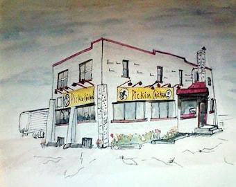 The Pickin Chickin restaurant
