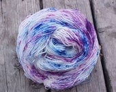 Ice Queen oops! Fingering Weight Sock Yarn, Hand Dyed Yarn, Hand Dyed Sock Yarn, hand Painted Sock Yarn - Ready to ship