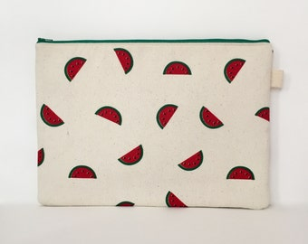MacBook Pro Retina 13 Case, MacBook Pro 13 Sleeve, MacBook Air 13 Sleeve, 13 Inch Laptop Sleeve, Laptop Case, Laptop Sleeve 13 - Watermelon