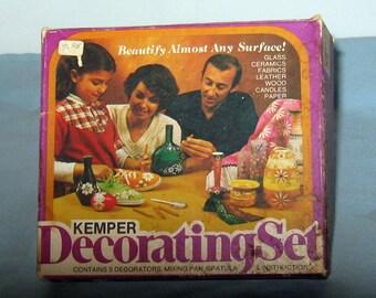 Decorating Set KemperTools 8 pc Complete Instru