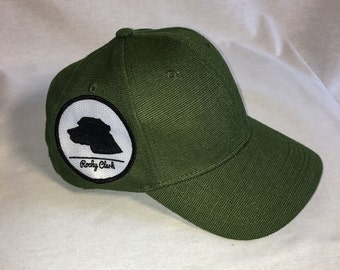 Army Green RC Hemp Hat