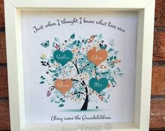 OFFER Family Tree Print