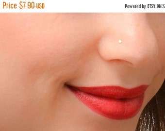 Nose Rings Amp Studs Etsy