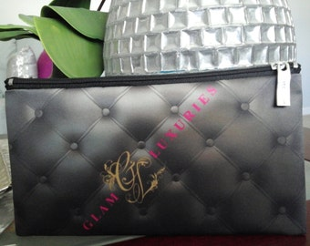 Glam Luxuries Cosmetics Bag