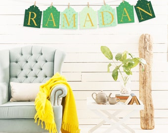 Ramadan Banner, Ramadan decoration, Ramadan party, Iftar Party decor, Islamic decoration, Muslim festival decoration, Ramadan