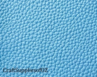 Light Blue Faux Leather Light Blue Leatherette Sky Blue Faux Leather Supply in Australia