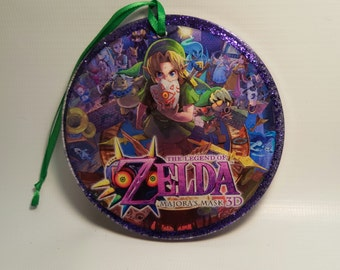 Legend of Zelda: Majoras Mask Window Ornament