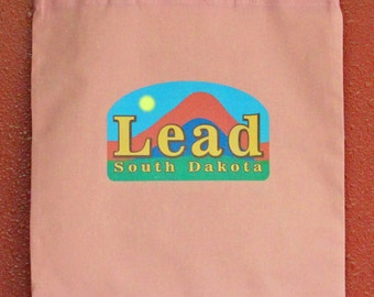 Lead South Dakota Tote